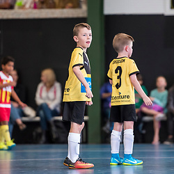 BRISBANE, AUSTRALIA - SEPTEMBER 17: During the QSFC Juniors Cup on September 17, 2017 in Brisbane, Australia. (Photo by Patrick Kearney)