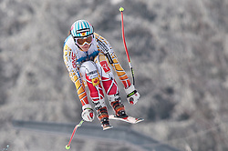 04.03.2011, Pista di Prampero, Tarvis, ITA, FIS Weltcup Ski Alpin, Supercombi der Damen, im Bild, Marie-Michele Gagnon (CAN) // Marie-Michele Gagnon (CAN) during Ladie's Supercombi FIS World Cup Alpin Ski in Tarvisio Italy on 4/3/2011. EXPA Pictures © 2011, PhotoCredit: EXPA/ J. Groder