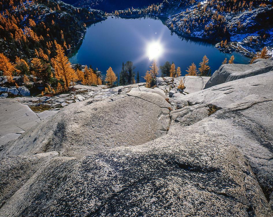 Upper Enchantments, Alpine Lakes Wilderness, Wenatchee National Forest, Washington, USA