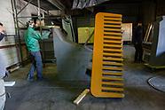 Sculpture 2 Fabrication | Wyatt Kahn