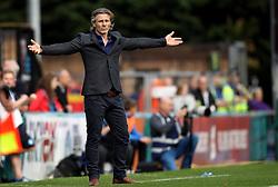 Wycombe Wanderers manager Gareth Ainsworth - Mandatory byline: Robbie Stephenson/JMP - 07966386802 - 05/09/2015 - FOOTBALL - Adams Park Stadium -Wycombe,England - Wycombe Wanderers v Hartlepool United - Sky Bet League Two