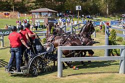 Von Stein Georg, GER, Despardo, Eddy, Fax, Hindrik<br /> World Equestrian Games - Tryon 2018<br /> © Hippo Foto - Dirk Caremans<br /> 22/09/2018