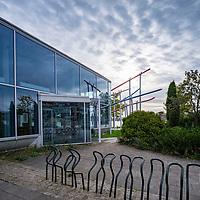 NRK Sørlandets lokalkontor flytter.<br /> <br /> Etter over 20 år flytter NRK fra Tangen i Kristiansand. Om få dager er dette en tomt for flere leiligheter.