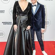 NLD/Amsterdam/20190628 - inloop International Young Patrons Gala 2019, ....... en stylist Mika van Leeuwen