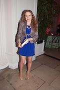 KATE WILLIAMS, Leonie Frieda book party  for ' The Deadly Sisterhood.' The Orangery, Kensington Palace. London. 20 November 2012.