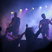 K for KILL. Bornhell, the first ever Black Metal music festival on the island of Bornholm.