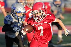 11/10/19 Youth Football @ Wayne Jamison Field