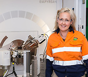 Photography supplied of interiors and extreriors at Boral's Factory in New Berrima.