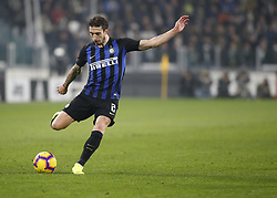 December 7, 2018 - Turin, Italy - ime Vrsaljko during Serie A match between Juventus v Inter, in Turin, on December 7, 2018  (Credit Image: © Loris Roselli/NurPhoto via ZUMA Press)
