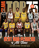 October 13, 2021 - USA: Slam Magazine Top 75 Special Collectors Issue