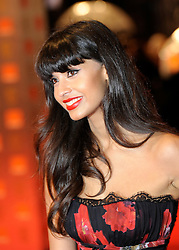 ©London News Pictures. 13/02/2011. Jameela Jamil Arriving at BAFTA Awards Ceremony Royal Opera House Covent Garden London on 13/02/2011. Photo credit should read: Peter Webb/London News Pictures