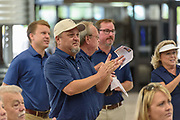 Winners of the 2019 Best in Kentucky Awards, as selected by readers ofKentucky Livingmagazine, are pictured with emcee Heather French Henry followingKentucky Living's awards show at the Kentucky State Fair on Thursday, Aug. 22, 2019, in Louisville. Photo: Brian Bohannon