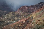 Titus Canyon, Death Valley National Park, California