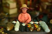 Manaus_AM, Brasil. ..Mercado Municipal de Manaus, Amazonas. Na foto detalhe do artesanato...Municipal Market in Manaus, Amazonas. In this photo some crafts...Foto: JOAO MARCOS ROSA / NITRO