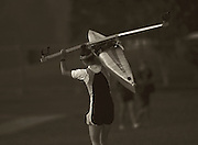 Sydney, Australia.  General Views, Sunrise, Boating Area. Sydney International Rowing Regatta. held at the Sydney International Rowing Centre, Penrith Lakes, NSW.   Wednesday   20/03/2013 [Mandatory Credit. Peter Spurrier/Intersport Images]..
