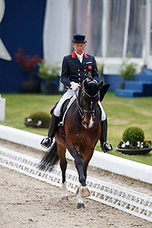 FAURIE Emile (GBR), Quentano<br /> Hagen - Horses and Dreams meets the Royal Kingdom of Jordan 2018<br /> Prix St Georges<br /> 25 April 2018<br /> www.sportfotos-lafrentz.de/Stefan Lafrentz
