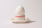 Hard boiled egg