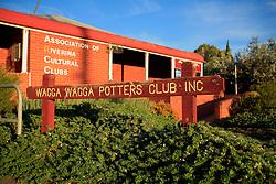 AUSTRALIA VICTORIA WAGGA WAGGA 12FEB08 - The Wagga Wagga social club, with Wagga Wagga being the largest inland Austalian town...jre/Photo by Jiri Rezac..© Jiri Rezac 2008..Contact: +44 (0) 7050 110 417.Mobile:  +44 (0) 7801 337 683.Office:  +44 (0) 20 8968 9635..Email:   jiri@jirirezac.com.Web:    www.jirirezac.com..© All images Jiri Rezac 2007 - All rights reserved.