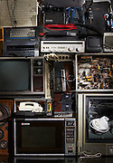 Sent to Copyright Office. Old filename: Recycling_Ewaste 8851                           Electronic Waste Category - Just because the TV screen is broken doesn't mean it's not recyclable! Electronics span from kitchen, entertainment, office, etc.