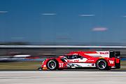 January 5-7, 2018. IMSA Weathertech Series ROAR before 24 test. 31 Whelen Engineering Racing, Cadillac DPi, Eric Curran, Stuart Middleton, Mike Conway, Felipe Nasr