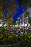 Lincoln Road by Raymond Jungles