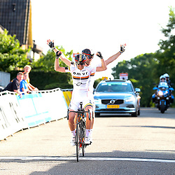 18-06-2017: Wielrennen: NK Paracycling: Montferlands-Heerenberg (NED) wielrennen  <br />Vincent ter Schure en Timo Fransen kampioen Tandem