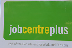 © Licensed to London News Pictures. 21/01/2015<br />Unemployment down,Job Centre Plus,Passey Place, Eltham,Greater London.<br />Unemployment fell by 58,000 to 1.91 million in the three months to the end of November 2014, according to the latest figures from Office for National Statistics<br /><br /><br /><br />(Byline:Grant Falvey/LNP)