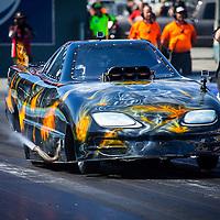 Jack Bowden - 2234 - Dark Horse Racing - Pontiac Firebird Funny Car - Supercharged Outlaws (SC/O)