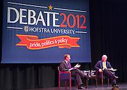 Karl Rove and Robert Gibbs Hofstra Debate 2012