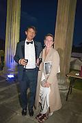 MICHAEL LANGLANDS-PEARSE; MELINDA STEVENS, Opening of Grange Park Opera, Fiddler on the Roof, Grange Park Opera, Bishop's Sutton, <br /> Alresford, 4 June 2015