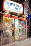 Picture of Charcuterie hébraique Schwartz, World Famous original smoked meat in Montreal, Quebec, Canada