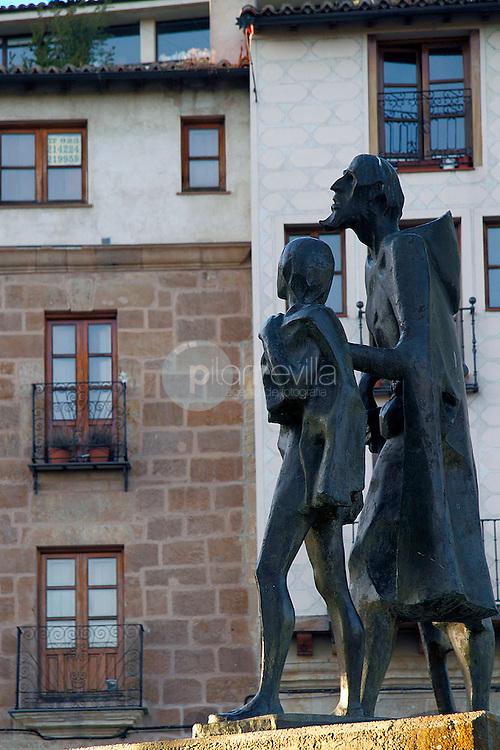 Estatua del Lazarillo de Tormes. Salamanca ©Country Sessions / PILAR REVILLA