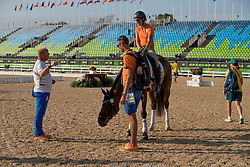 Blom Merel, NED, Rumour Has It<br /> Merel Blom, NED, Rumaor Has It<br /> Olympic Games Rio 2016<br /> © Hippo Foto - Dirk Caremans<br /> 04/08/16