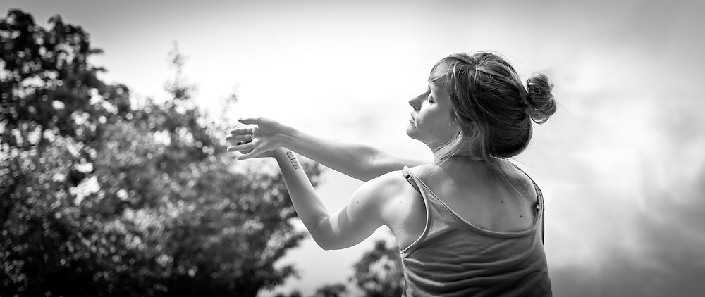 Lydia Zimmer Contemporary Improvisation Dancer in Boston.