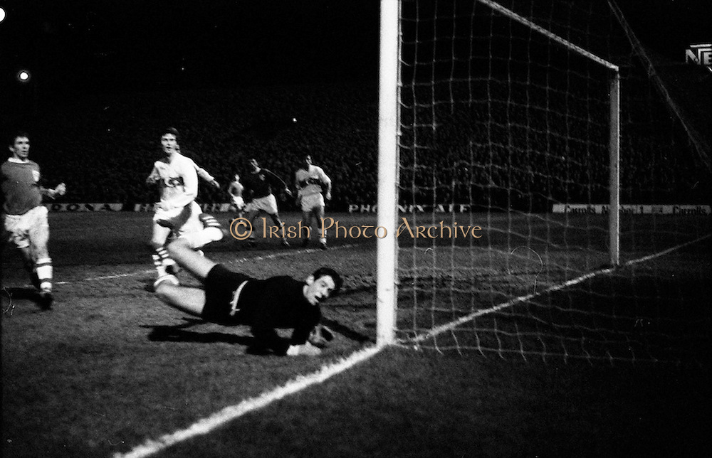 16/11/1966<br /> 11/16/1966<br /> 16 November 1966<br /> European Nations Cup: Ireland v Turkey at Dalymount Park, Dublin.