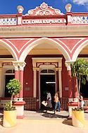 Cultural center in Ciego de Avila, Cuba.