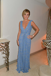 AMANDA HOLDEN at the Fortune Forum Club dinner in the presence of HSH Prince Albert II of Monaco held at The Dorchester, Park Lane, London on 15th January 2014.