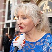 NLD/Amsterdam/20151011 - Inloop premiere De Tweeling, Tessa de Loo