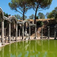 Tivoli - Villa Hadrian - Italy