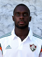 """Brazilian Football League Serie A / <br /> ( Fluminense Football Club ) - <br /> Klever Gomez Rufino """" Klever Gomez """""""
