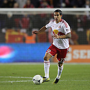 Tim Cahill, Red Bulls, in action during the New York Red Bulls V D.C. United Major League Soccer, Eastern Conference Semi Final 2nd Leg match at Red Bull Arena, Harrison. New Jersey. USA. 8th November 2012. Photo Tim Clayton