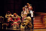 11/12/2008 -- GASTON DE CARDENAS/EL NUEVO HERALD -- MIAMI --  Party scene from Florida Grand Opera (FGO) production of Giuseppe Verdi's  La Traviata.