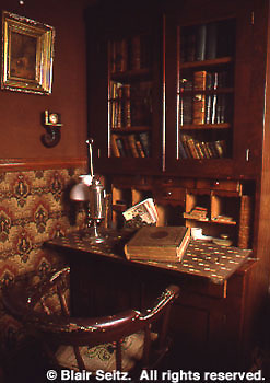 Desk, Landis Valley Farm Museum, Lancaster Co., PA