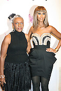 l to r: Bethann Hardison and Iman at The 3rd Annual Black Girls Rock Awards held at the Rose Building at Lincoln Center in New York City on November 2, 2008..BLACK GIRLS ROCK! Inc. is a 501 (c)(3) nonprofit, youth empowerment mentoring organization established for young women of color.  Proceeds from ticket sales will benefit BLACK GIRLS ROCK! Inc.?s mission to empower young women of color via the arts.  All contributions are tax deductible to the extent allowed by