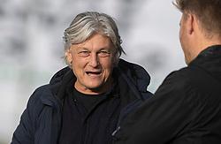 Michael Pedersen (Kolding IF) under kampen i 1. Division mellem FC Helsingør og Kolding IF den 24. oktober 2020 på Helsingør Stadion (Foto: Claus Birch).