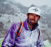 Rob Hall, Adventure Consultants director and guide, Everest base camp