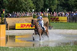 Phillips Zara (GBR) - High Kingdom<br /> DHL Preis<br /> Weltfest des Pferdesports CHIO Aachen 2014<br /> © Hippo Foto - Dirk Caremans