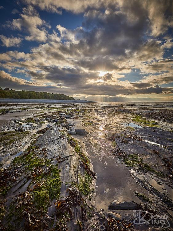Lilstock Beach, Somerset