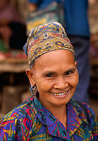 """An ethnic minority woman in Laos, 1993<br /> Available as Fine Art Print in the following sizes:<br /> 08""""x12""""US$   100.00<br /> 10""""x15""""US$ 150.00<br /> 12""""x18""""US$ 200.00<br /> 16""""x24""""US$ 300.00<br /> 20""""x30""""US$ 500.00"""