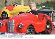 hon William Gordon Lennox. Goodwood. 1998<br />© Copyright Photograph by Dafydd Jones<br />66 Stockwell Park Rd. London SW9 0DA<br />Tel 0171 733 0108